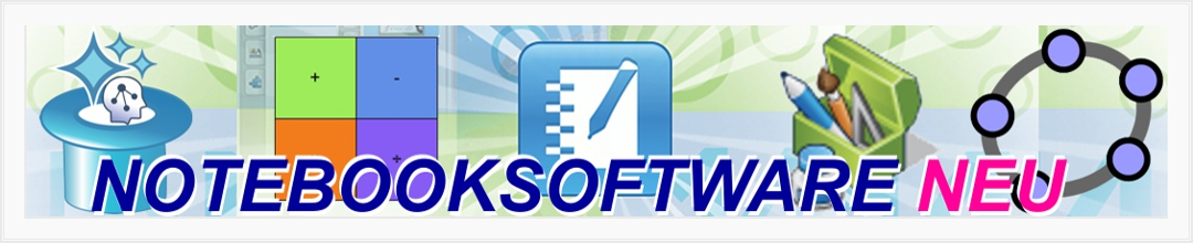 Notebooksoftware Neu